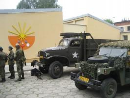 wojsko w P2